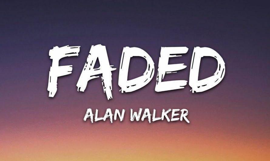 Alan Walker – Faded (Lyrics)