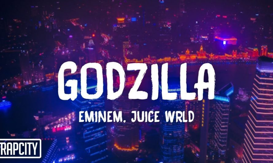 Eminem – Godzilla (Lyrics) ft. Juice WRLD