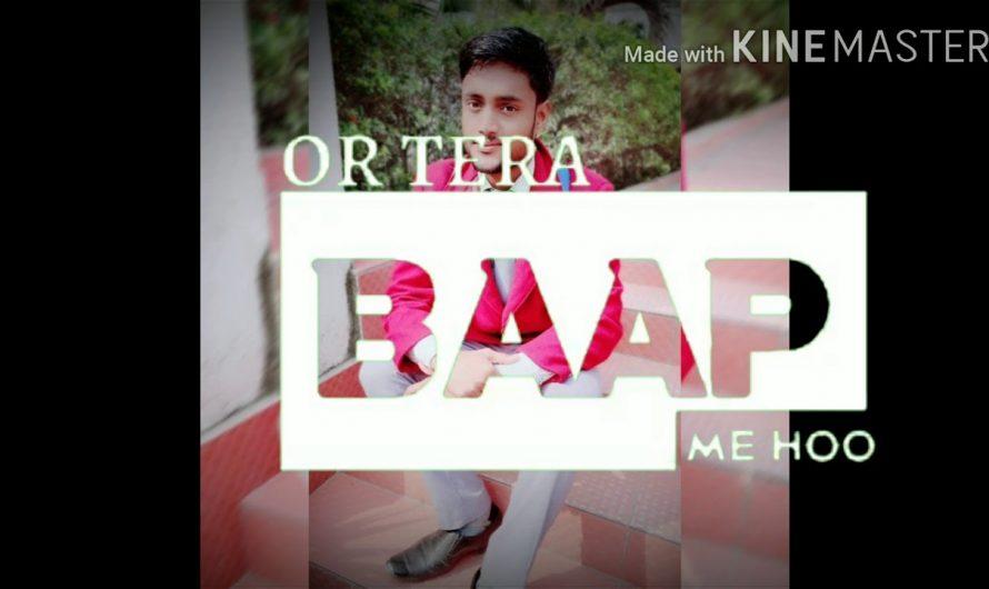 Attitude Hit hindi lyrics what's up status video