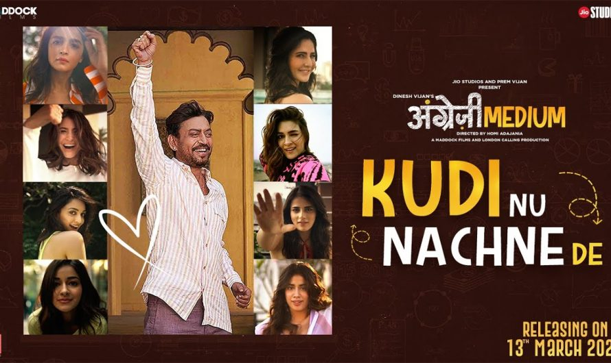 Kudi Nu Nachne De Angrezi Medium Anushka,Katrina,Alia,Janhvi,Ananya,Kriti,Kiara,Radhika Sachin-Jigar