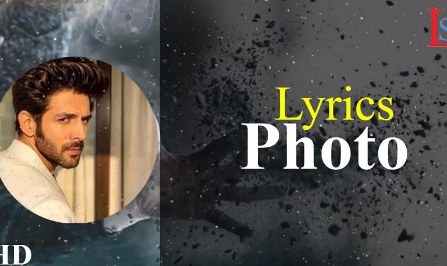 Photo Song Lyrics Luka Chuppi