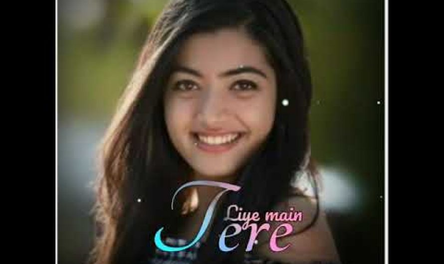 Rashmika Mandanna Status Hindi | Lyrics WhatsApp Status || 85 best Status || 🙋