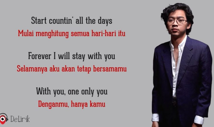 One Only – Pamungkas 🇮🇩🇮🇩 (Lyrics video dan terjemahan)