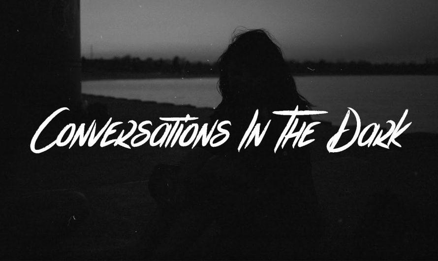 John Legend – Conversations In The Dark (Lyrics)