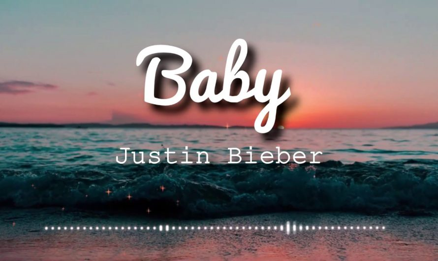 Justin Bieber – Baby ft. Ludacris (Lyrics Video)