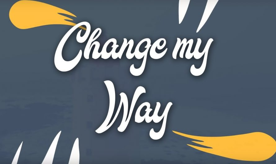 Richie Krisak – Change My Way ft. Rakan (Lyrics Video)