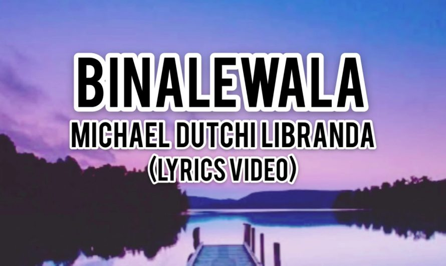 Binalewala – Michael Dutchi Libranda ll Lyrics Video llAcoustic Cover ll SamMangubat