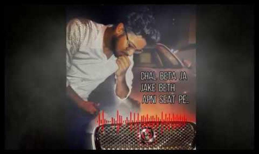 Karam Se – Authen    Hindi Rap Song (Official Lyrics Video)