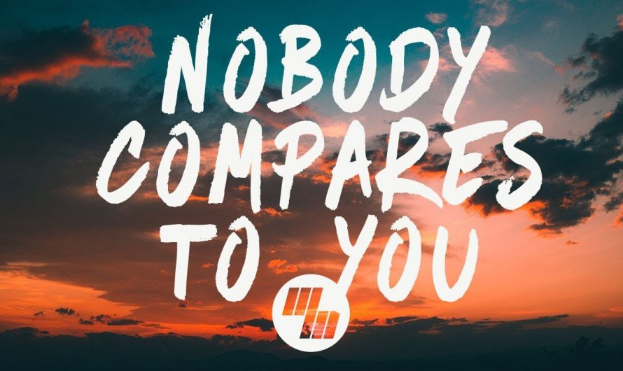 Gryffin – Nobody Compares To You (Lyrics / Lyric Video) ft. Katie Pearlman
