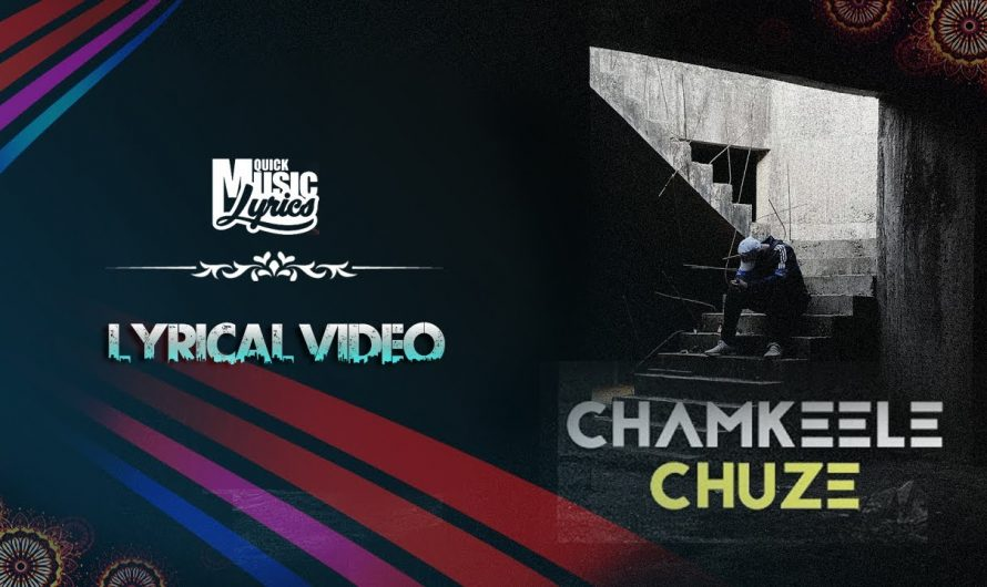 Chamkeele Chooje – Lyrics | Dino James Ft.Girish Nakod | Lyrical video