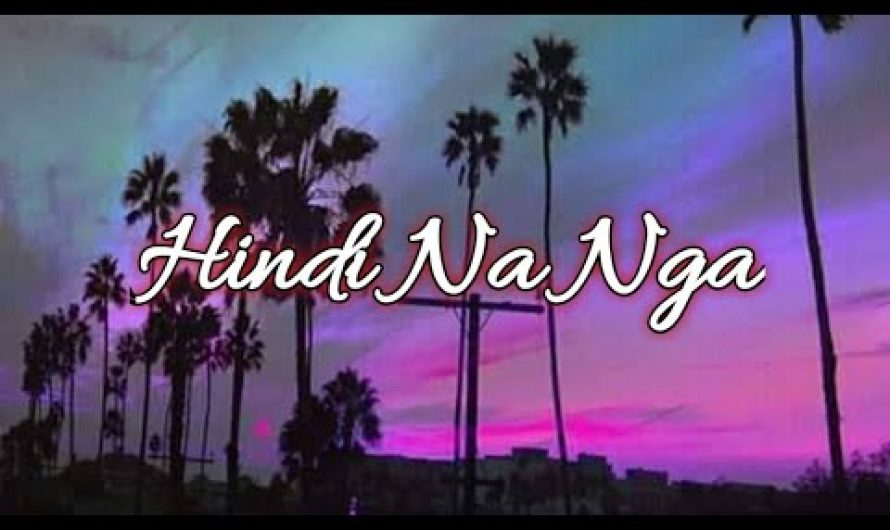 Hindi Na Nga – Sam Mangubat (Lyrics Video) | Beat The Music
