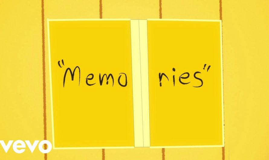 Maroon 5 – Memories (Lyric Video)