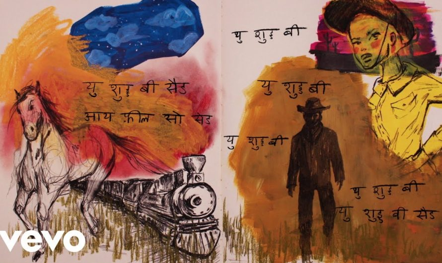 Halsey – You should be sad (Hindi Lyric Video)