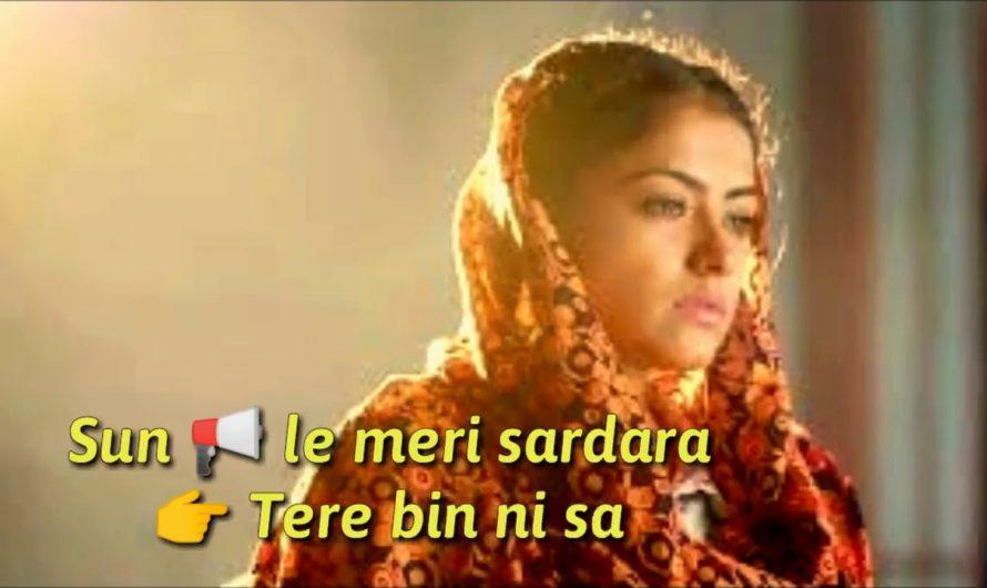 Lyrics Video (Rakhi Soneya Ve Lyrics Song Ammy Virk