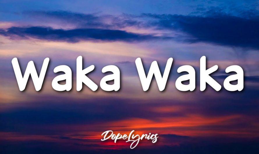 Waka Waka (This Time for Africa) – Shakira (Lyrics) 🎵