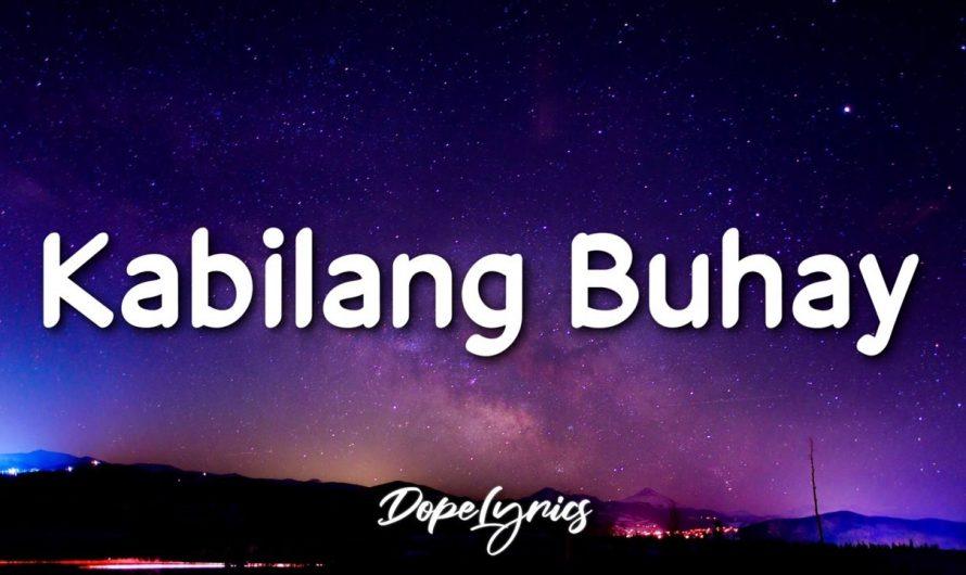 Kabilang Buhay – Bandang Lapis (Lyrics) 🎵