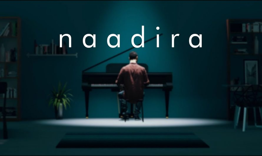 Naadira | Shivang Arora (Official Lyrics Video)