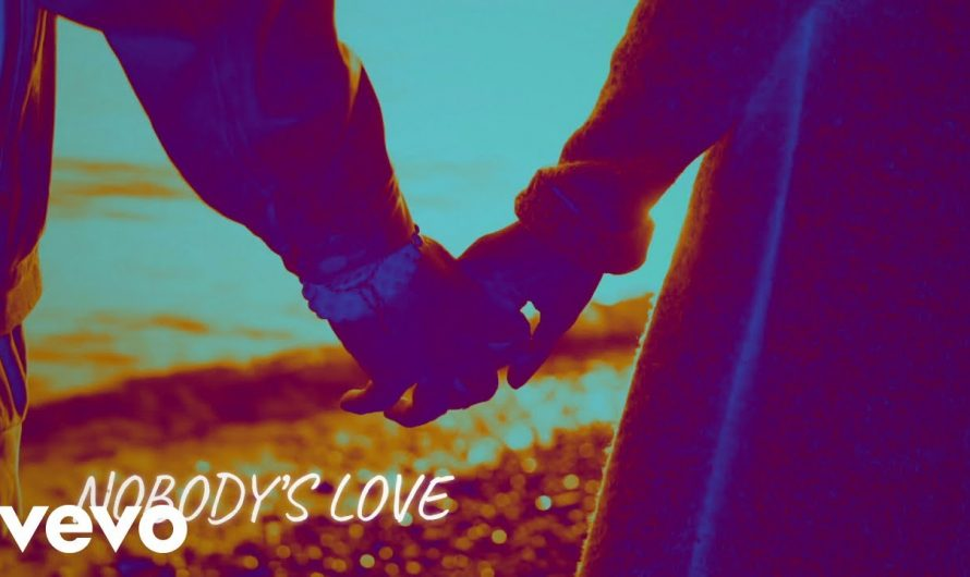 Maroon 5 – Nobody's Love (Official Lyric Video)
