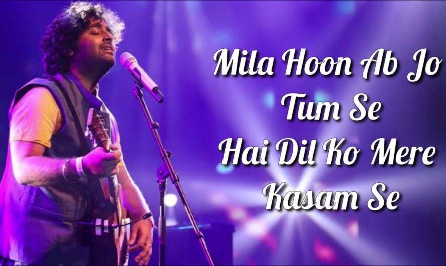 Sukoon Mila Lyrics | Mary Kom | Arijit Singh |
