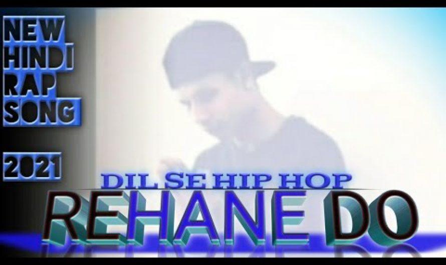 Sem Mehara    Rehane do   New Hindi  rap song   Lyrics  video    2021