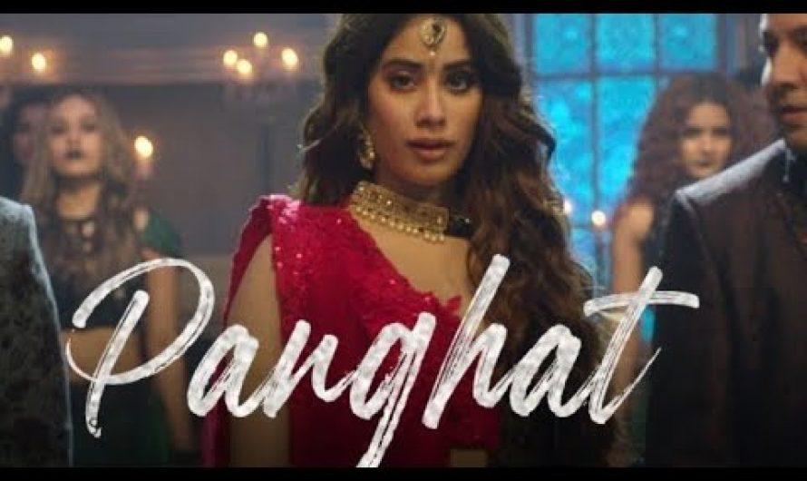 Panghat – Lyrics Video- Roohi  Rajkumar-janhvi-Varun Sachin-Jigar Asees Kaur Amitab   ONES MUSIC