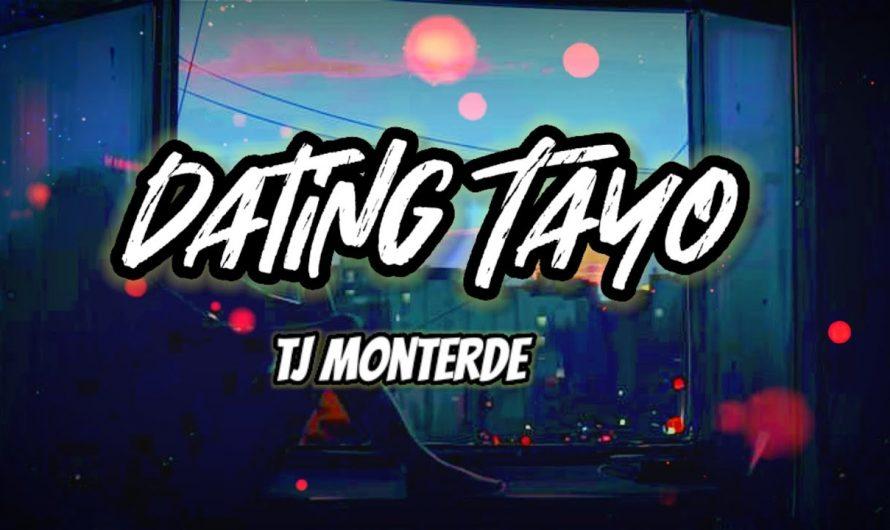 TJ Monterde – Dating Tayo (Lyrics) | KamoteQue Official