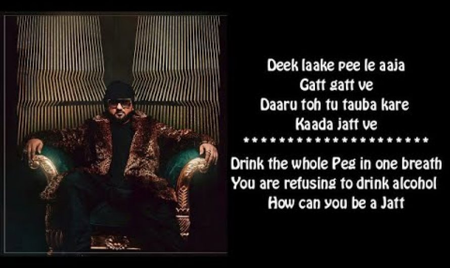 Moscow Mashuka Lyrics With English Translation | Yo Yo Honey Singh | Neha Kakkar | Ekaterina Sizova
