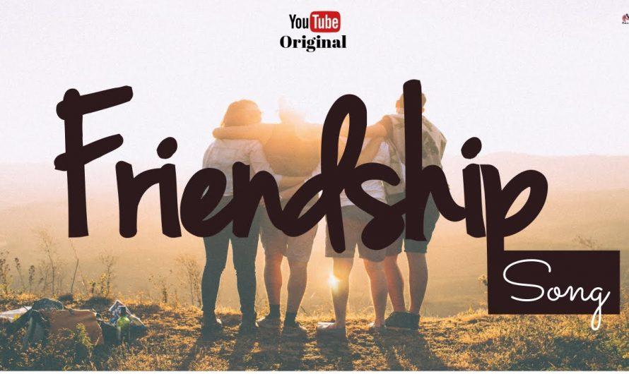 Friendship Song – You'll always be my friend  (Lyrics Video )    Rupesh Verma Original  