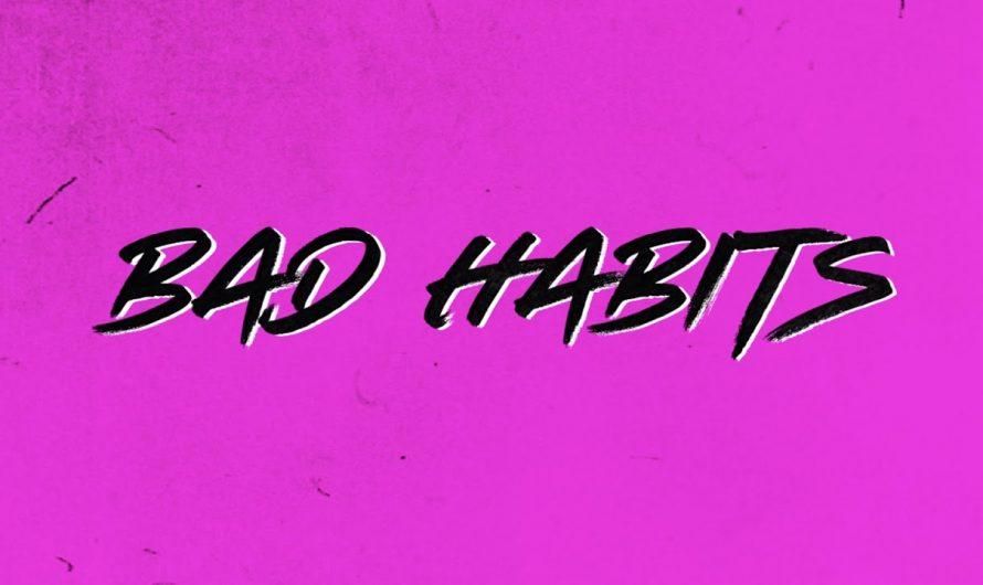 Ed Sheeran – Bad Habits [Official Lyric Video]