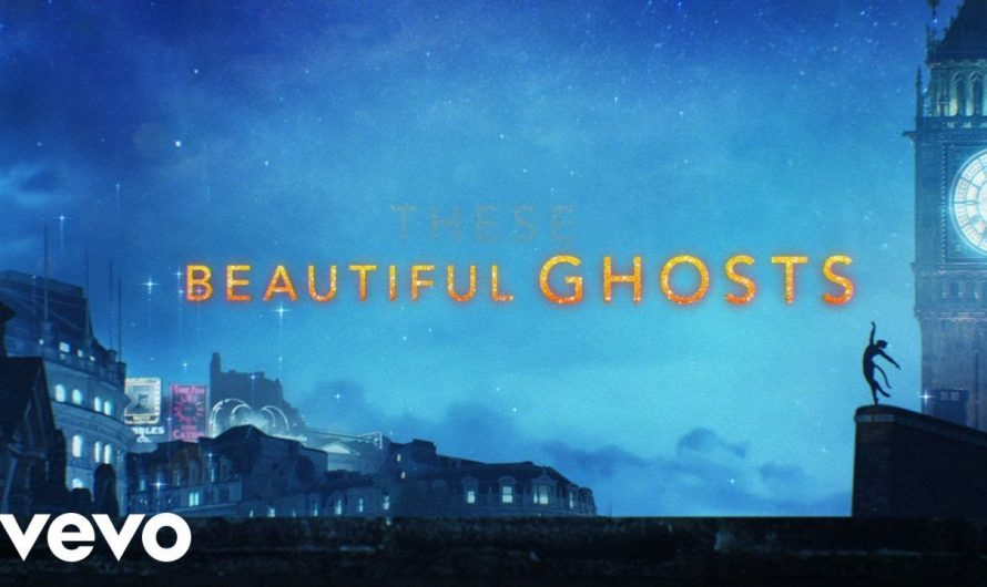 """Taylor Swift – Beautiful Ghosts (From The Motion Picture """"Cats"""" / Lyric Video)"""