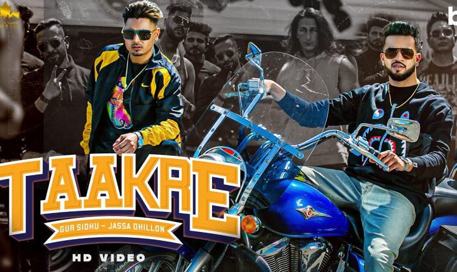 Taakre (Official Video) Jassa Dhillon   Gur Sidhu    New Punjabi Song 2021   Nothing Like Before