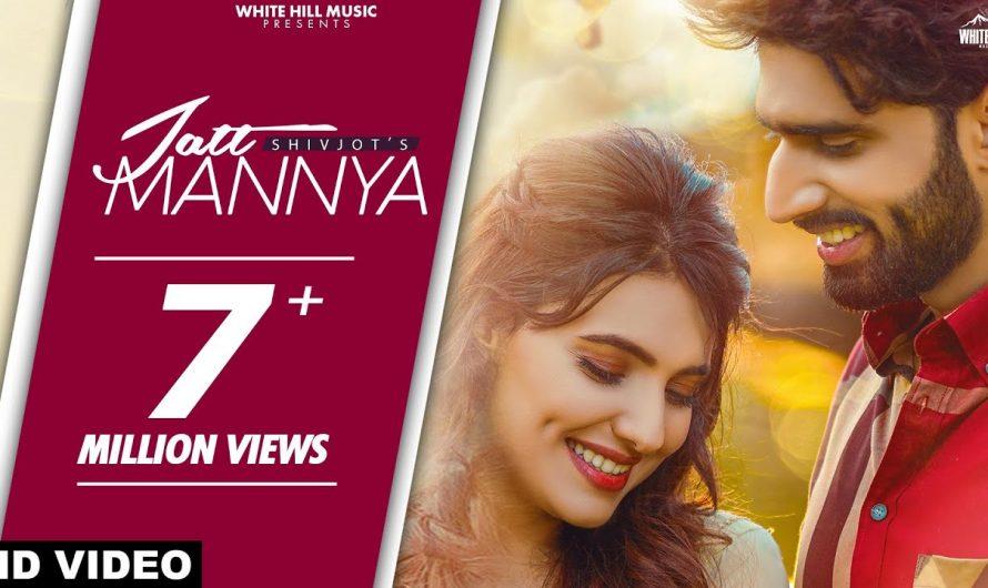 SHIVJOT : Jatt Mannya (Full Video) Ginni Kapoor | The Boss | New Punjabi Song 2021 | Punjabi Songs