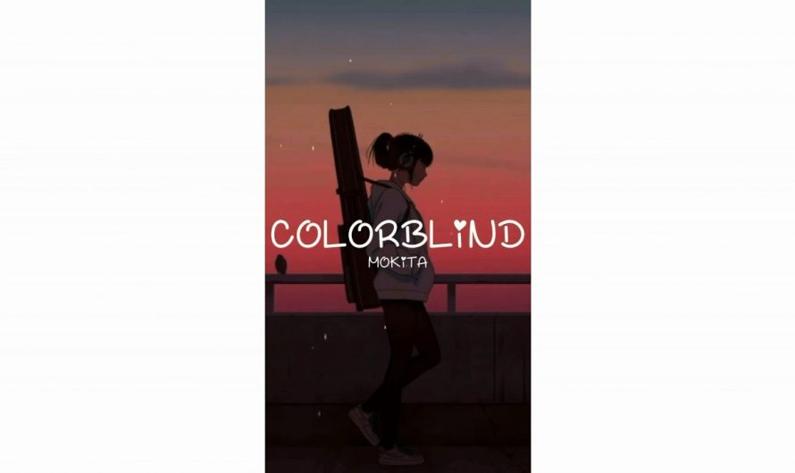 Colorblind – New English Song Whatsapp Status Lyrics Video | #Shorts
