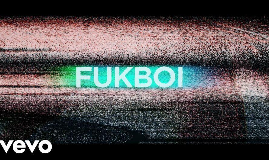 Badflower – Fukboi (Lyric Video)