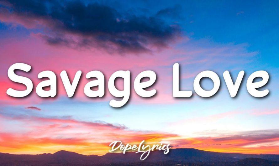 Jason Derulo – SAVAGE LOVE (Prod. Jawsh 685)(Lyrics) 🎵