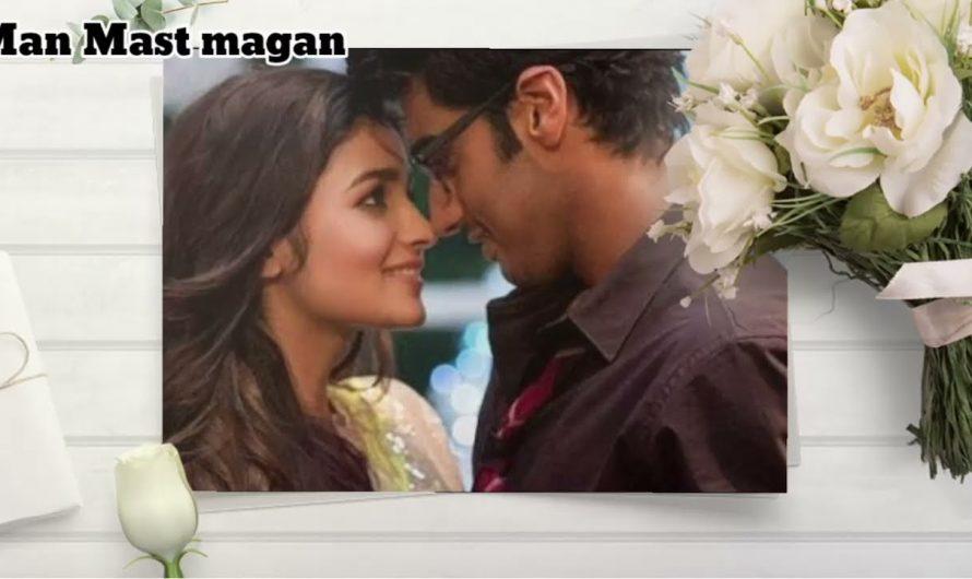 Mast Magan Lyrics Video Song   2 States   Arijit Singh   Arjun Kapoor, Alia Bhatt