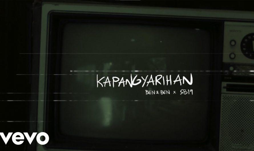 Ben&Ben, SB19 – Kapangyarihan (feat. SB19)   Official LYRIC Video