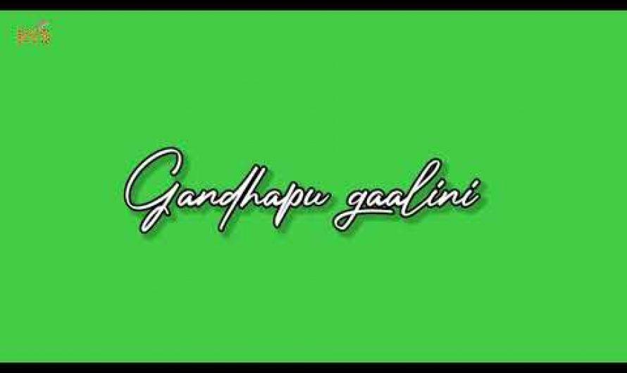 cheliya naalo premanu telupaa song || green screen lyrics videos editing videos