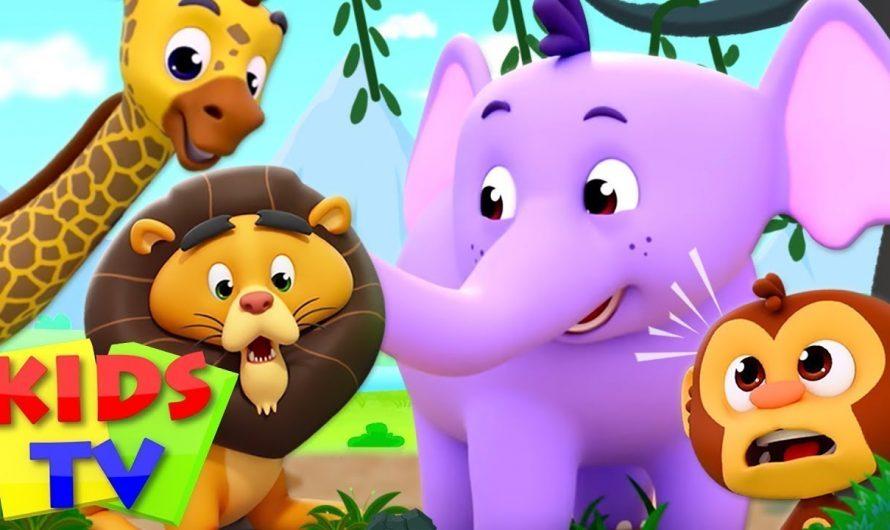ABC Song   Five Little Monkeys   Baby Shark & More Children Songs   Nursery Rhymes – Kids Tv