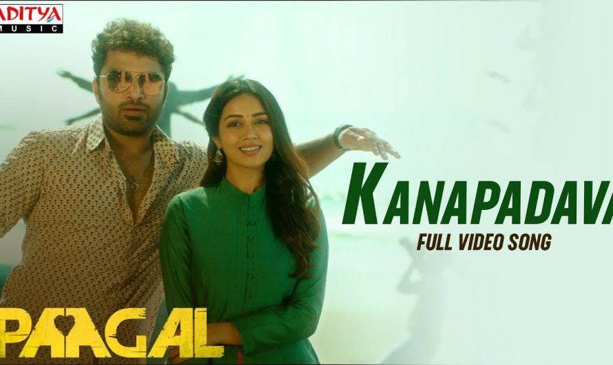 Kanapadava Full Video Song | Paagal Songs | Vishwak Sen | Naressh Kuppili | Radhan