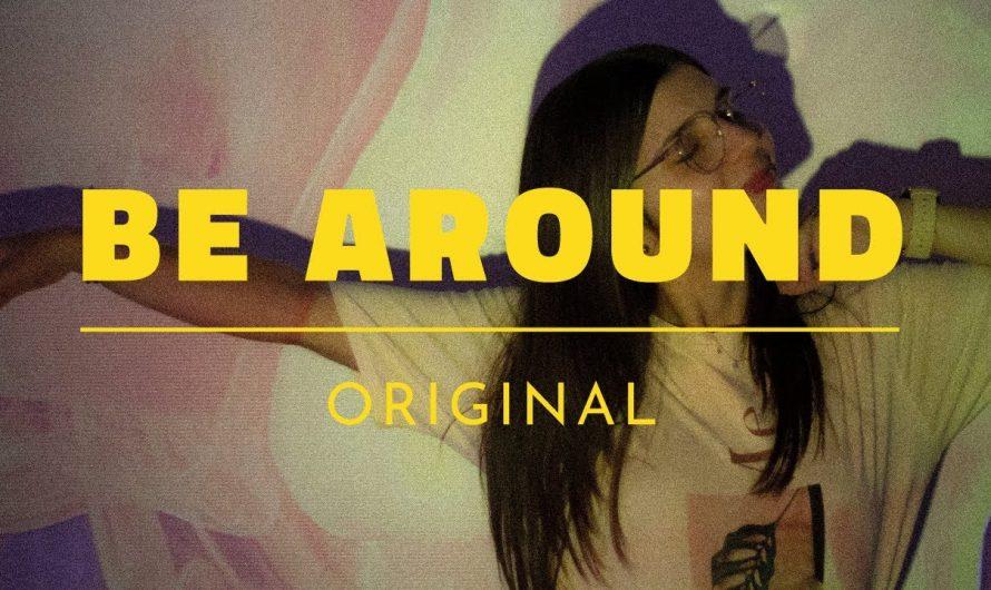 Be Around (Lyrics Video | Original Song) | Rute Cotrim