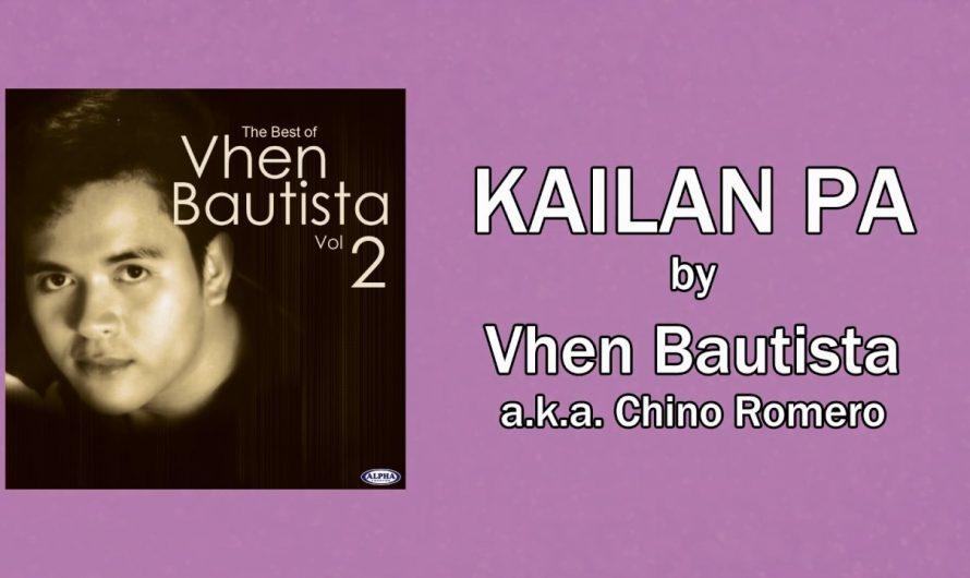 Kailan Pa (Lyrics Video)
