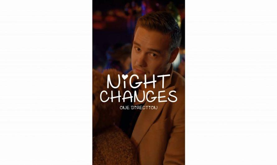 Night Changes – New English Song Whatsapp Status Lyrics Video | #Shorts