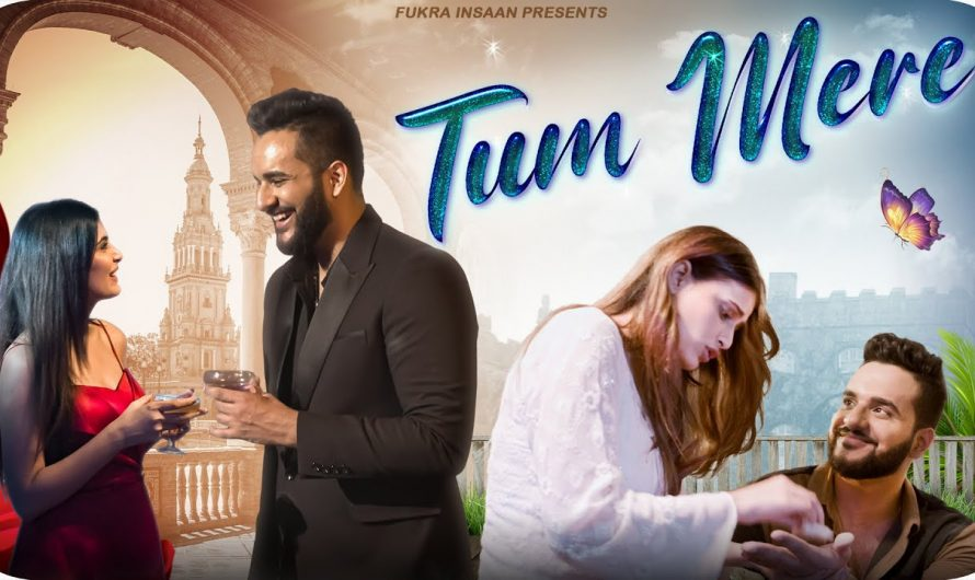 TUM MERE – FUKRA INSAAN Ft.Crazydeep (OFFICIAL MUSIC VIDEO ) !! My FIRST LOVE SONG